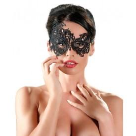 Асимметричная ажурная маска на глаза